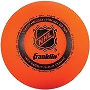 Franklin Sports Bolas de hóquei Street – Bolas de hóquei NHL para uso ao ar livre – Bounce