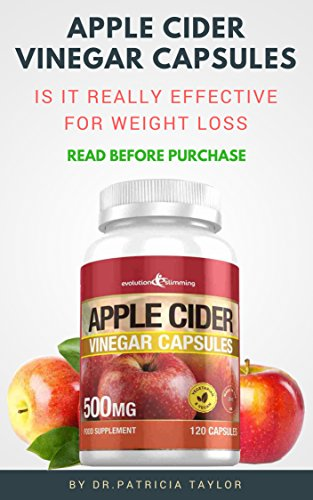 Apple Cider Vinegar Organic Capsule Are They Really Effective Or