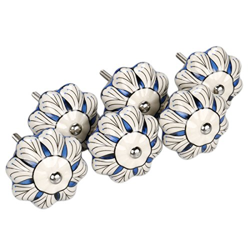 shabby chic knobs and pulls - 1