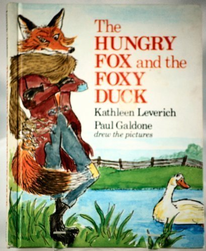 Hungry Fox and the Foxy Duck ()