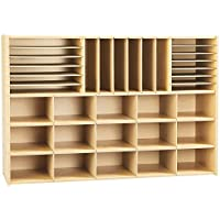Young Time Sectional Cubbie Storage - without Trays