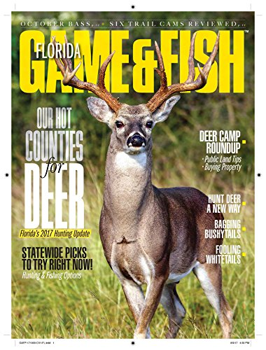Florida game fish magazine from 19 compare 24 sites at for Florida game and fish
