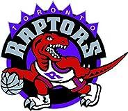 "Toronto Raptors NBA Basketball Car Bumper Sticker Decal 5"""