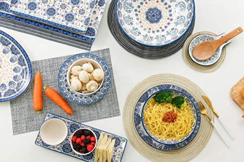 Bico Blue Talavera Ceramic Spoon Rest, House Warming Gift, Dishwasher Safe