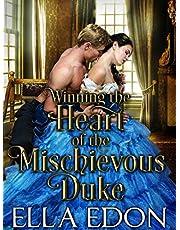 Winning the Heart of the Mischievous Duke: Historical Regency Romance Novel (Laced Up Ladies Book 1)