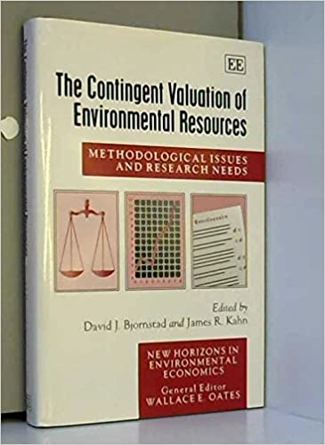 The Contingent Valuation of Environmental Resources: Methodological