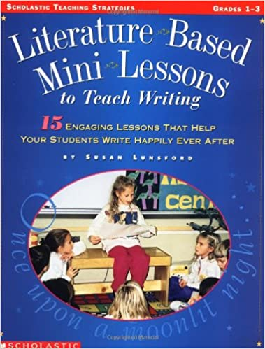 mini-lessons on writing about literature