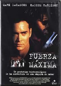 Fuerza máxima [DVD]