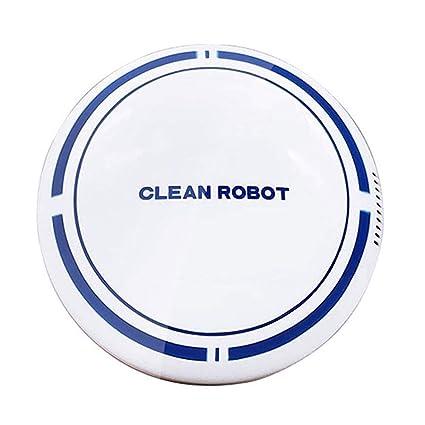 JTY Robot Aspirador, Super silencioso, Autocargador de ...