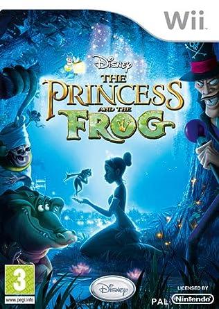 Disney Princess Frog Juego Wii U Ninos Nintendo E Para Todos