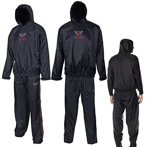 Jayefo Sauna Suit with Cap (XL)