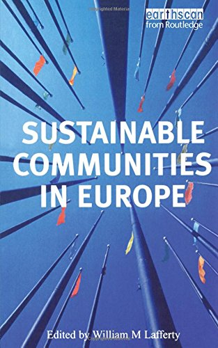 Sustainable Communities in Europe ebook