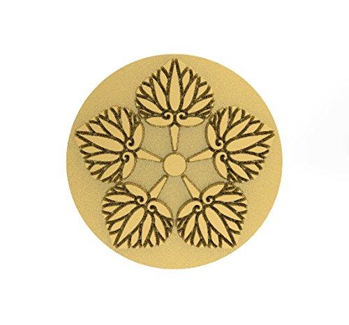 正規通販 五つ葵 B01MYDWKC0 家紋 18Kゴールド ピンバッチ 18Kゴールド 家紋 B01MYDWKC0, SPORTS アイビー:e57f20bb --- arianechie.dominiotemporario.com