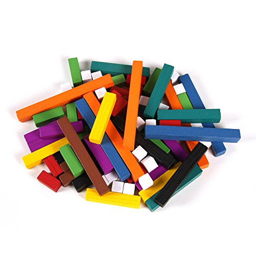 Cuisenaire Rods Introductory Set Wood - 1