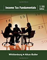 Income Tax Fundamentals 2011 (with H&R BLOCK At Home™ Tax Preparation Software CD-ROM)