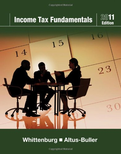 als 2011 (with H&R BLOCK At Home™ Tax Preparation Software CD-ROM) ()