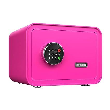 Cajas fuertes Caja fuerte de seguridad electrónica para el hogar con una caja de seguridad pequeña