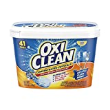 OxiClean Extreme Power Crystals Dishwasher Detergent Packs, Lemon Clean, 41 Count