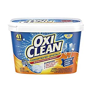 Amazon.com: OxiClean Extreme Power Crystals Dishwasher