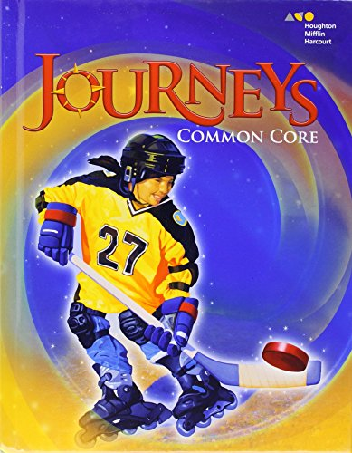 Journeys: Common Core Student Edition and Magazine Set Grade 5 2014