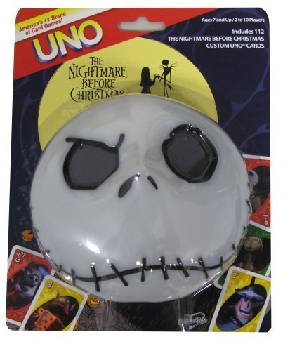 The Nightmare Before Christmas UNO ()