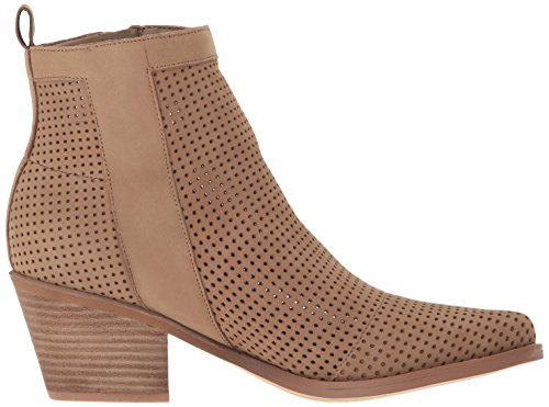 Taupe Bootie Ankle Women's GUESS Talzay qpx6z1w