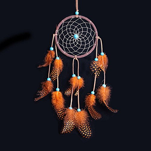 22 Handmade Dream Catcher With Feathers Wall Hanging Decoration Ornament Gift