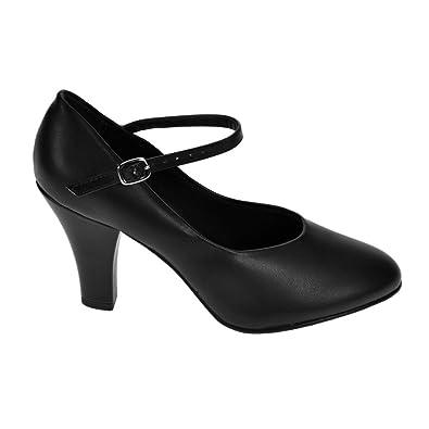 ce66491e So Danca CH53 Character Shoe Medium Fit: Amazon.co.uk: Shoes & Bags