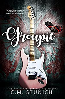 Groupie Rock Hard Beautiful Book 1 ebook product image