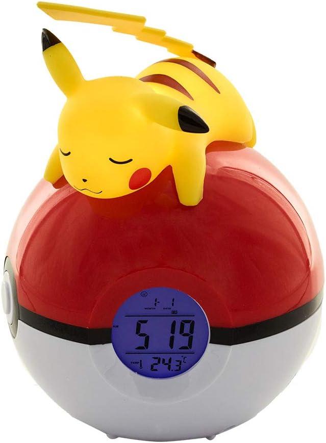 Pokemon-Radio-Reveil-Pikachu-811354 miniature 2