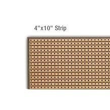 """Double Side Stripboard 4""""x10"""" Epoxy Fiber Pitch 0.1"""" Veroboard"""