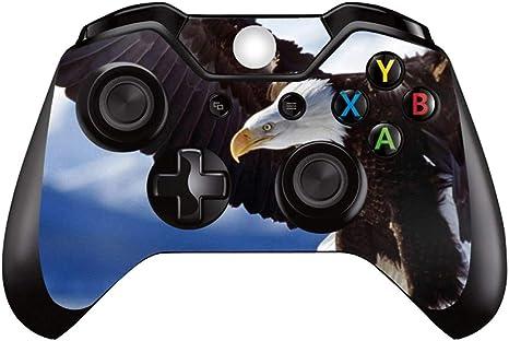 Vinilo Adhesivo para Mando a Distancia de Xbox One Eagle: Amazon.es: Electrónica