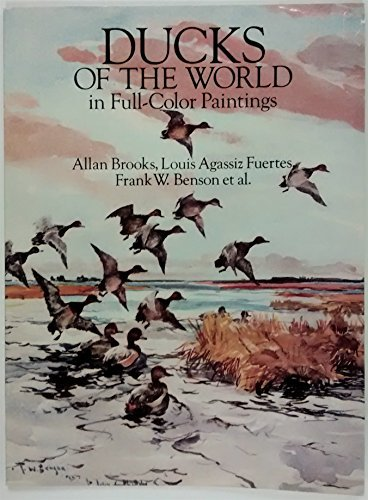 Ducks of the World in Full-Color Paintings (Pictorial Archive) (Fuertes Color)