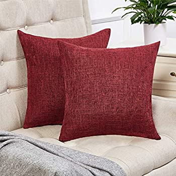 Amazon.com: Fundas de almohada MIULEE Corduroy: Home & Kitchen