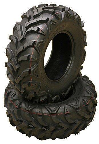 2 New WANDA ATV/UTV Tires 24x10-11 /6PR P341 - 10155