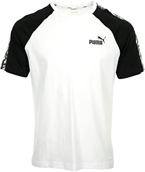 PUMA Amplified Raglan tee - Camiseta Hombre: Amazon.es: Deportes y ...