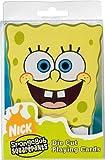 SpongeBob Squarepants Shaped Playing Cards