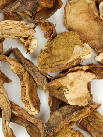 Dried European Porcini Mushrooms - 1 Oz. Bag - Dehydrated Edible Gourmet Boletus Edulis Fungi - Imported