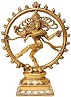 Nataraja - King of dancers - Brass Sculpture