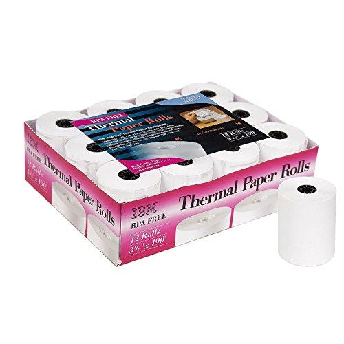 IBM - Thermal Paper Rolls 3 1/8