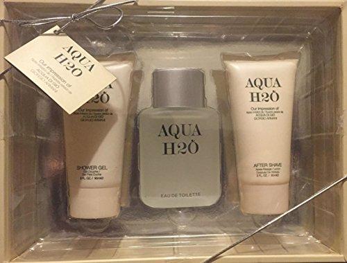Aqua H2O 3pc Set by Preferred Fragrance