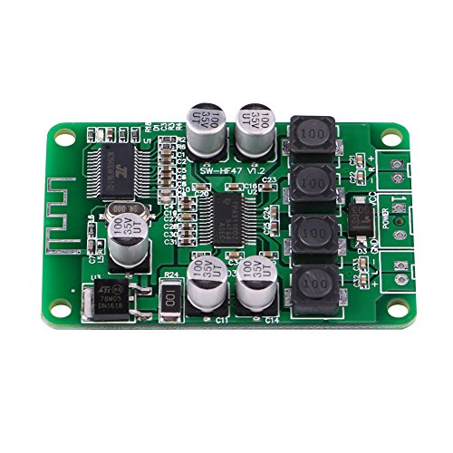 TPA3110 2x15W Bluetooth Audio Power Amplifier Board Audio Receiver AMP for Speaker