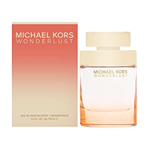 Michael Kors Wonderlust Eau de Parfum Spray, 3.4 Ounce
