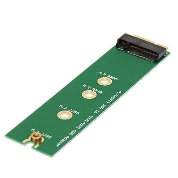 Desconocido M.2 NGFF a UX21/UX31 Adaptador SSD Convertidor ...