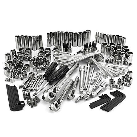 Craftsman 172 Piece ALL METRIC Mechanics Tool Set