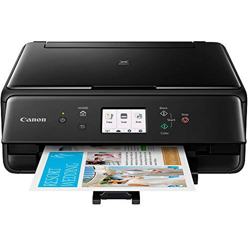 Canon PIXMA All-in-One Printer with Scanner & Black Corel Pro X9 Download, Speed 6-foot USB Printer Cable 1