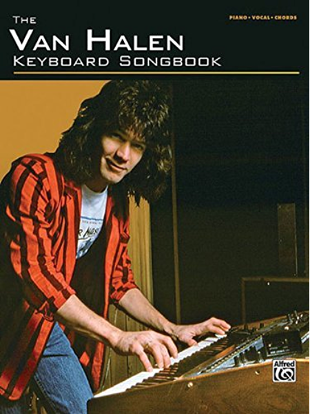 The Van Halen Keyboard Songbook For Piano Vocal Chords Kindle Edition By Van Halen Arts Photography Kindle Ebooks Amazon Com