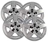 hubcaps pontiac g6 - 2008-2010 Pontiac G6 Chrome Chrome Wheel Covers (set of 4)