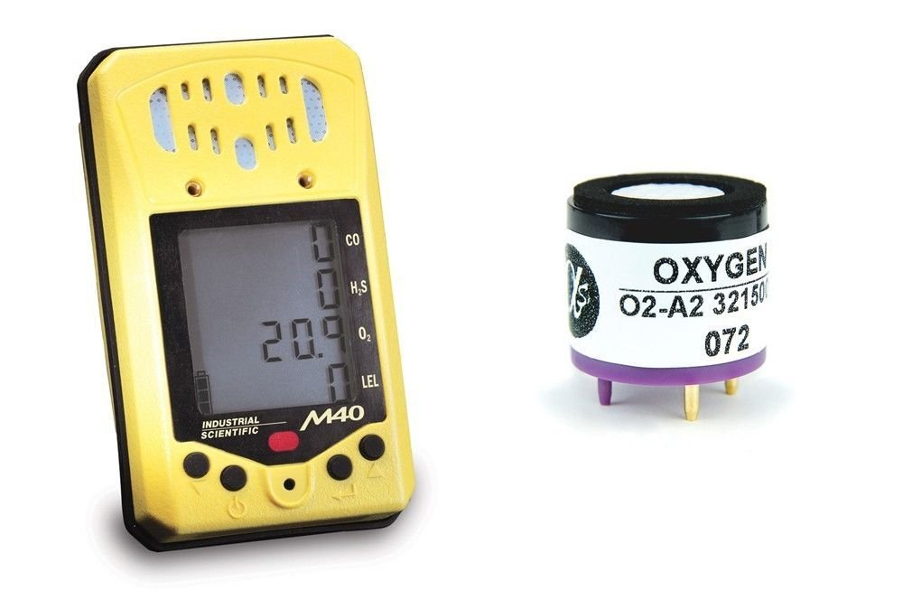 Replacement Oxygen Sensor for Industrial Scientific M40