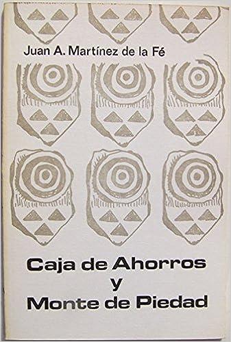 Cajas de Ahorros y Montes de Piedad: (provincia de Las Palmas (Colección